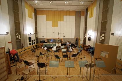 Czech TV Music Studio A