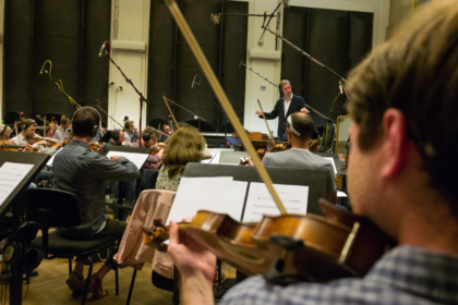 Symphony Orchestra Hire - Recording