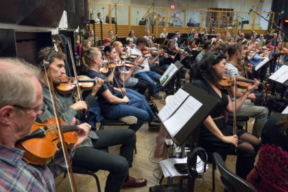 Czech Studio Orchestra - Recordings in Prague