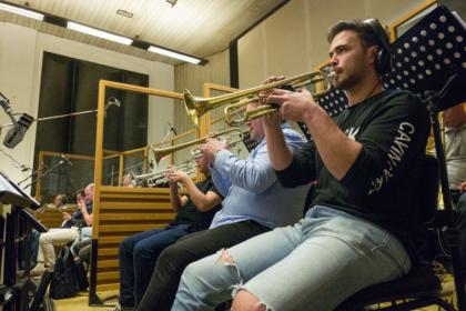 Czech Studio Orchestra - Prague
