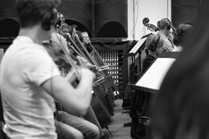 Orchestra Recordings in Prague